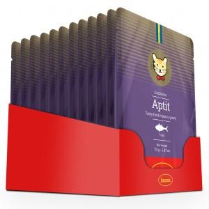 Aptit Tun Box: 12 x 70g