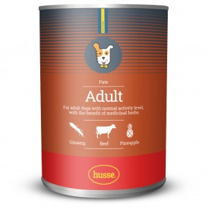 Adult pate: 400 gr